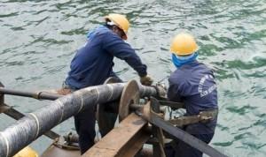 cable repair ship